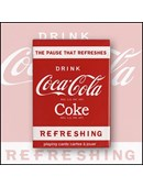 Coke Playing Cards Deck of cards