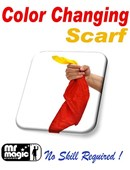Color Changing Silk Scarf Trick