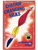 Color Changing Silks 4 Color Silks 12