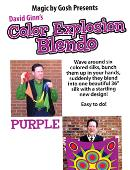 Color Explosion Blendo Set - Purple 36