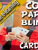 Comedy Paper Bag Blindfold Routine magic by Wolfgang Riebe