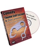 Comedy Thumb Cuff Escape DVD