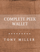 Complete Peek Wallet Accessory