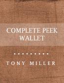 Complete Peek Wallet Accessory