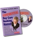 Confidential Day Care Booking Manual w/CD