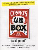 Cosmo's Card Box Trick
