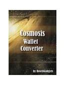 Cosmosis Wallet Converter DVD