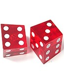 Crooked Dice 2-pack Trick
