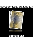 Crossroads Devil's Peek set Trick