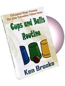 Cups and Balls Routine DVD
