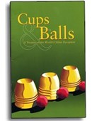 Cups & balls booklet Fun Inc. Trick