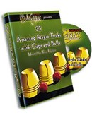 Cups & Balls Hampton Ridge DVD