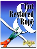 Cut And Restored Rope Book