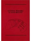 Cutting Remarks Book