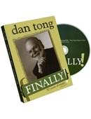 Dan Tong: FINALLY! - 50 Years Of Magic Volume 1 DVD