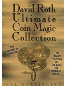 David Roth Ultimate Coin Magic Collection Vol 3 Magic download (video) or download