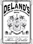 DeLand's Mystery and Madness Deck Accessory