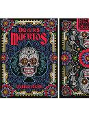 Dia de los Muertos Black Playing Card (2nd Edition) Deck of cards