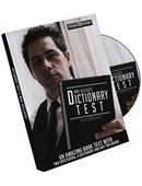 Dictionary Test DVD