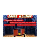 Doors Illusion magic by Communicate & Control Ltd
