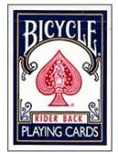 Double Backed Bicycle Deck Trick