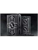 Double Black  Classic Edition Playing Cards Deck of cards