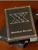Double Black Playing Cards (Unbranded) Trick