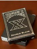 Double Black Playing Cards Trick
