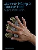 Double Face Super Triple Coin Eisenhower Dollar DVD