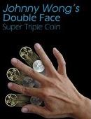 Double Face Super Triple Coin DVD