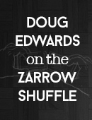 Doug Edwards on the Zarrow Shuffle Magic download (video)