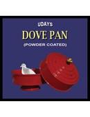 Dove Pan Powder Coated Trick
