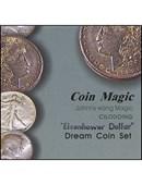 Dream Coin Set - Eisenhower Dollar DVD
