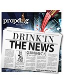 Drink'in the News magic by PropDog Ltd.