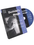 Duvivier's Magic #3: From Old to New DVD
