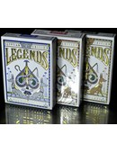 Egypt Legends Playing Cards (Blue) Deck of cards