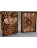 Elephant Playing Cards - Desert Deck of cards