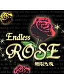 Endless Rose DVD & props