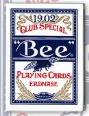 Erdnase 1902 Bee Playing Cards Deck of cards