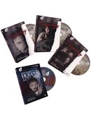 Escapology Volumes 1-3 + Bonus: Houdini Lives DVD