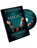 Essentials in Magic- Cups and Balls DVD