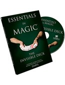 Essentials in Magic- Invisible Deck DVD