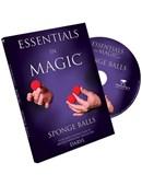 Essentials in Magic Sponge Balls DVD