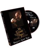 Eugene Burger's Spirit Magic Volume 24 DVD