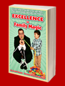 Excellence in Family Magic FREE Sample Magic download (ebook)