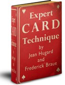 Expert Card Technique – Third Edition Magic download (ebook)