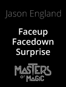 Faceup - Facedown Surprise Magic download (video)