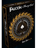 Falcon Throwing Cards Deck of cards
