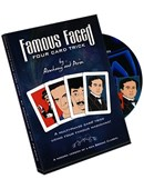 Famous Faced - Four Card Trick Trick