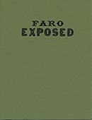 Faro Exposed magic by Alfred Trumble